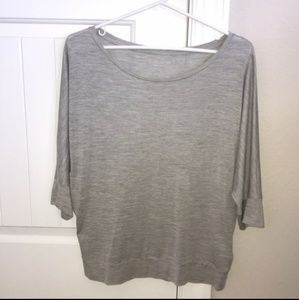 Eileen Fisher Tops - Eileen Fisher grey shirt